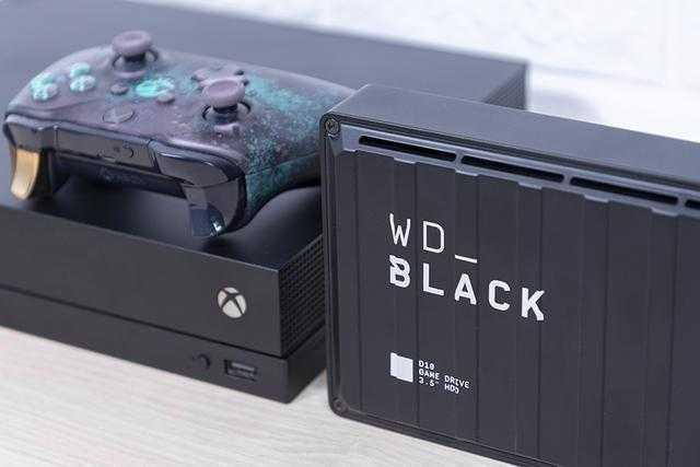 西部数据WD_BLACK D10测评:或许是游戏玩家最佳的游戏专用硬盘
