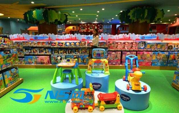 现在为什么没人开玩具店?